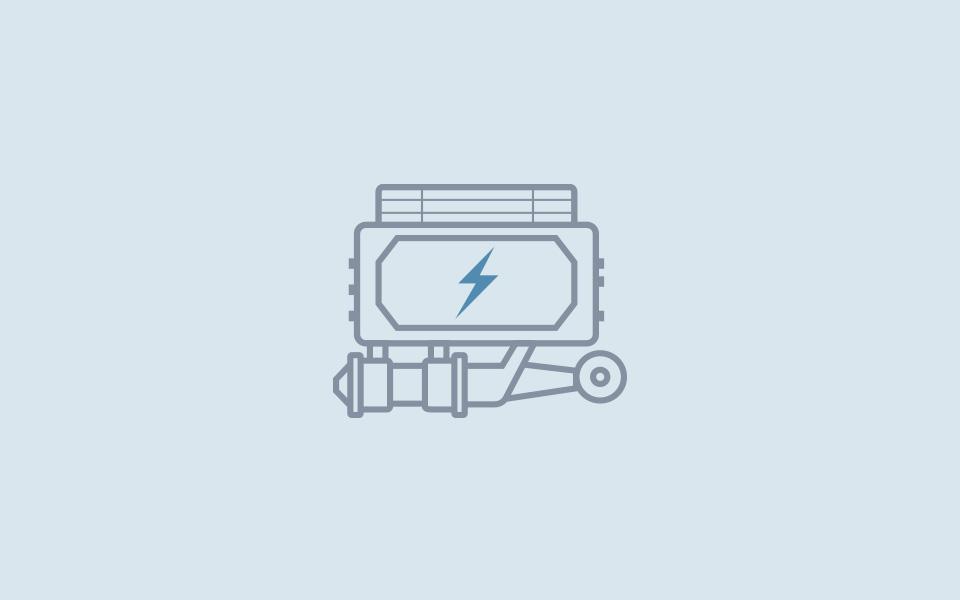 以现代独有技术开发的 FCEV POWERTRAIN